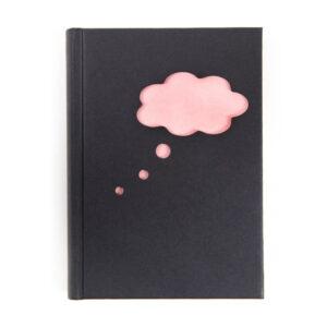 notitieboek met lasergesneden kaft - Laser cut notebook