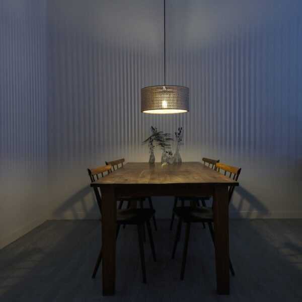 woodlight houten lampen - laser cut wooden lamp