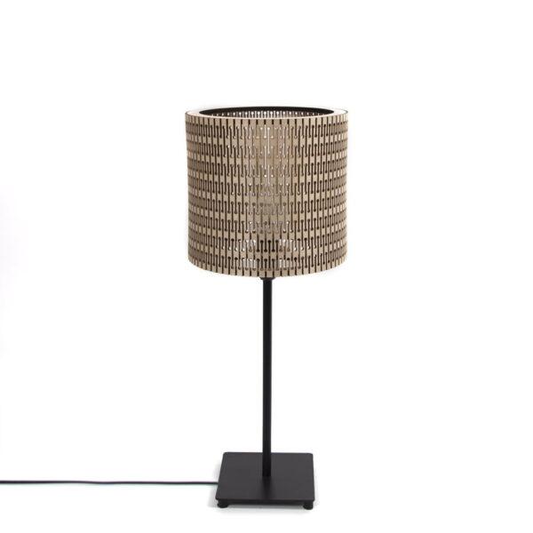 woodlight houten lampen - laser cut wooden lamp