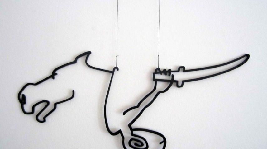 Plexiglas kunst