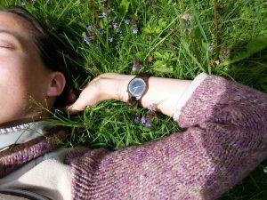 Houten horloge Nikita blog