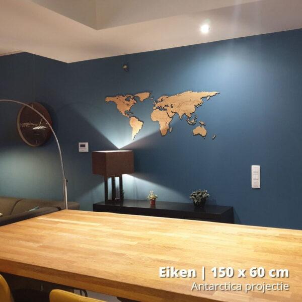 houten-wereldkaart-antarctica-projectie-eiken-150-2