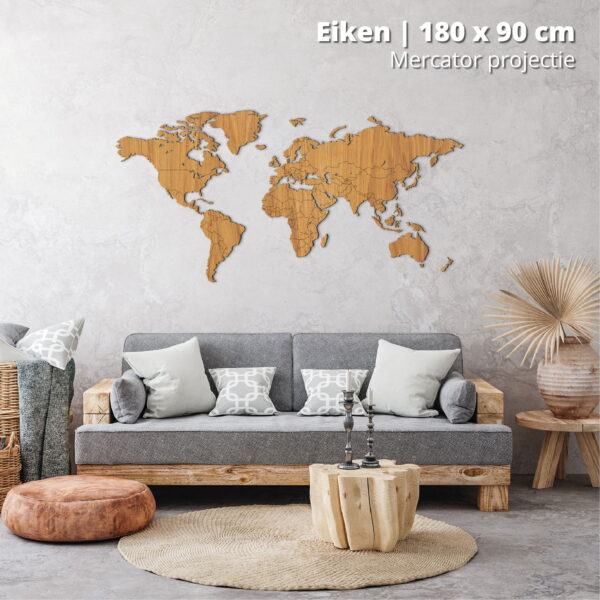 houten-wereldkaart-mercator-projectie-eiken-xl