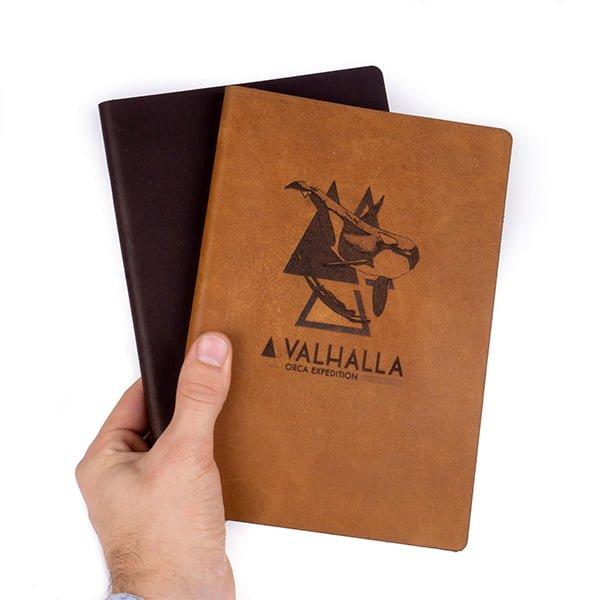 Notitieboek met persoonlijke gravering
