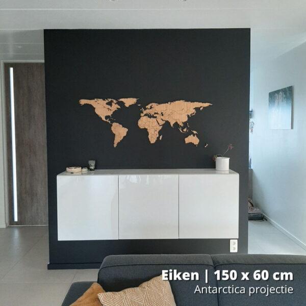 houten-wereldkaart-antarctica-projectie-eiken-150
