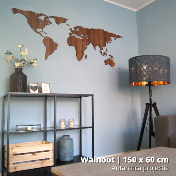 houten-wereldkaart-antarctica-projectie-walnoot-150-iris
