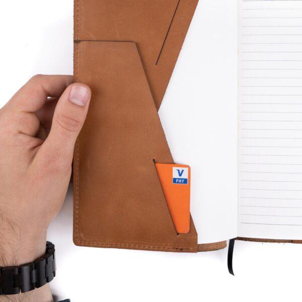 hervulbare notitieboekje