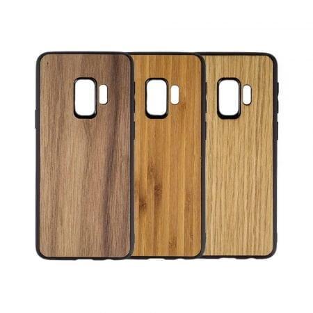 Bumper-Hout-Samsung-S9-telefoonhoesje