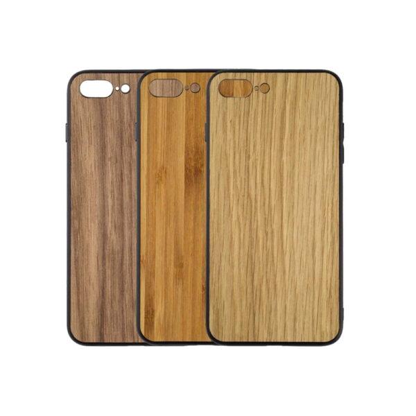 Houten-Bumper-Iphone-8-Plus-telefoonhoesje