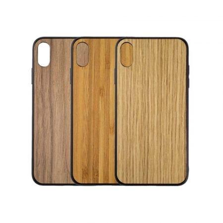 Houten-Bumper-Iphone-XS-Max-telefoonhoesje