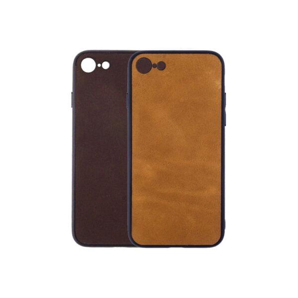 Leren-Bumper-Iphone-8-telefoonhoesje