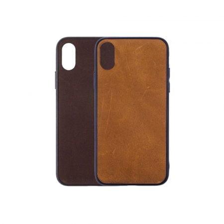 Leren-Bumper-Iphone-X-telefoonhoesje