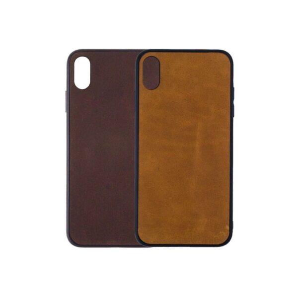 Leren-Bumper-Iphone-XS