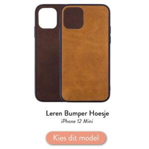 Iphone 12 mini hoesje